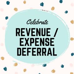 RevenueExpense Deferral