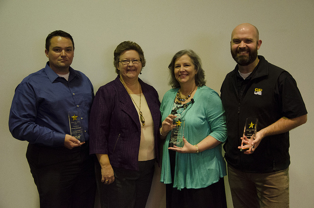 The Microsoft Dynamics GP User Group (GPUG®) recognized the 2014 GPUG All Star Award recipients during today during the Ask The All Stars closing session of GPUG Summit.