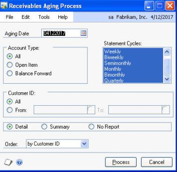 """I frequently get asked """"Why is there a separate step to age Microsoft Dynamics GP Accounts Receivable?"""""""